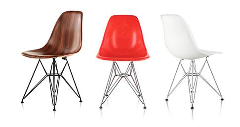 世界一ポピュラーな椅子「シェルチェア」の魅力